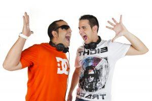 DJ Joker y Erik Romero son La Mezcla Aragonesa